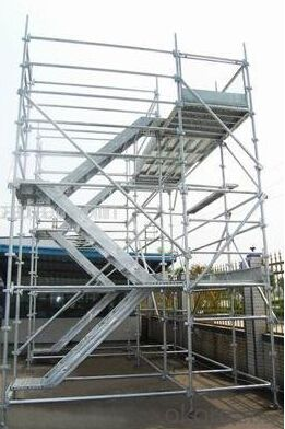steel H frame scaffolding good quality and good price