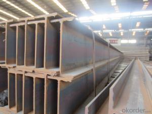 Hot Rolled Structual Carbon JIS Steel H-beam Bar