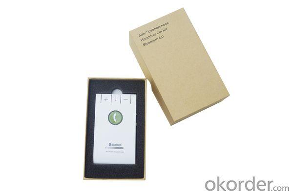 Phone Padmate China Electronic Hot selling Car Kit Handfree Wireless ear phone