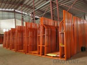 Manufactured Steel H Frame Scaffolding For Sale