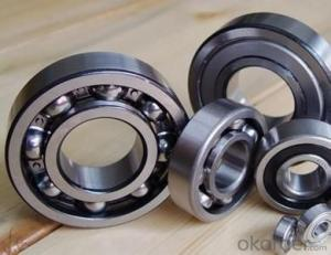 6028zz 6028 2rs 6028 Deep Groove Ball Bearings 6000 seris bearing iron case