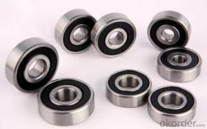 6007 zz 6007 2rs 6007 Deep Groove Ball Bearings 6000 seris bearing
