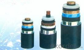 armoured high tension xlpe  lead sheathed cables