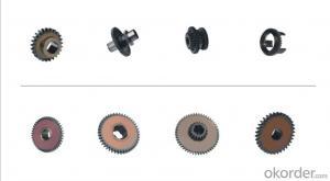 Gear planetary gear  OEM  hobbing,shaving,grinding for machine