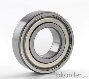 6032zz 6032 2rs 6032 Deep Groove Ball Bearings 6000 seris Bearing