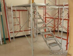 kwikstage scaffoldings standard with factory price