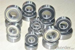 6034zz 6034 2rs 6034 Deep Groove Ball Bearings 6000 seris bearing plastic