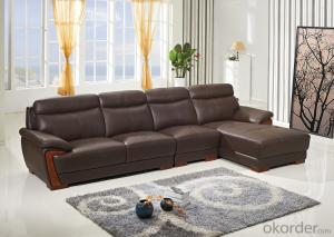 CNBM US popular leather sofa set CMAX-14