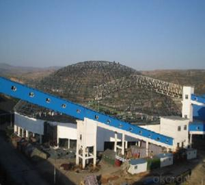HEAVY STEEL STRUCTURE BUILDING AND PROJECT --HC- 021
