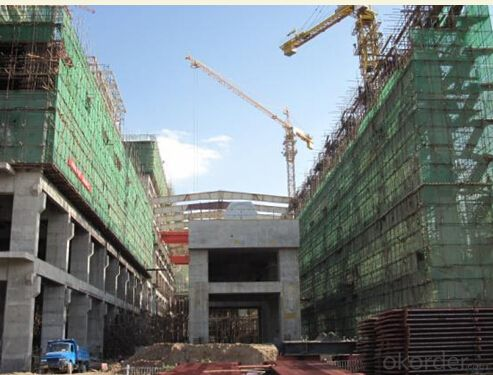 HEAVY STEEL STRUCTURE PROJECT AND BUILDING---PYCG--006