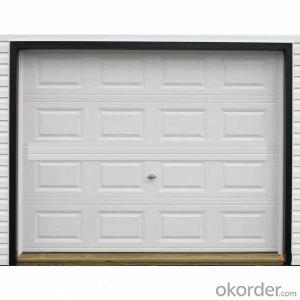 Automatic Rolling  Garage Door for  New Design