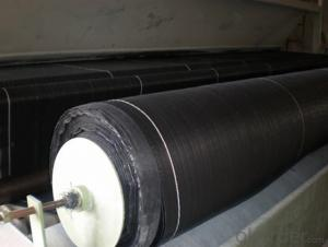 PP/PET Needle Punched Geotextile for Railway Engineering
