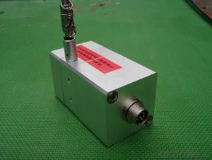 Shield  Guyed Displacement Sensor