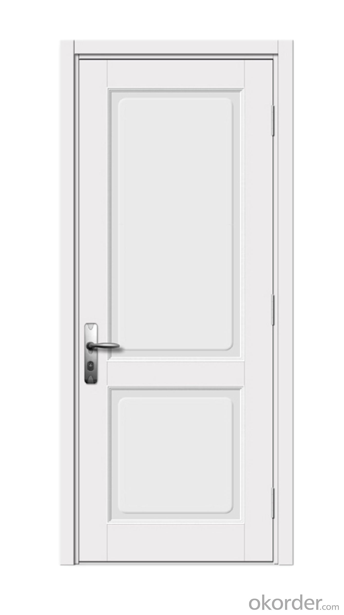 2012 HOT Good Quality Security Steel Door