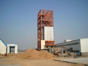 HEAVY STEEL STRUCTURE BUILDING AND PROJECT --YD 011