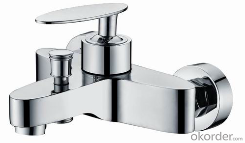 Faucet Spray head bathroom modern double basin