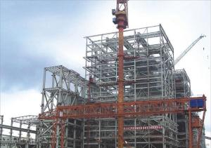 HEAVY STEEL STRUCTURE BUILDING AND PROJECT --YD 009