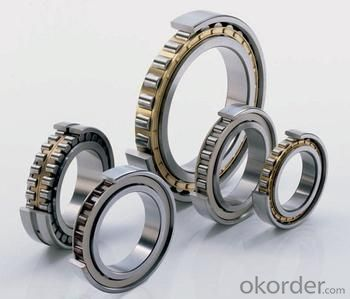 NU202 Cylindrical roller Bearings mill roll bearing