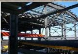 HEAVY STEEL STRUCTURE PROJECT AND BUILDING---PYCG--020