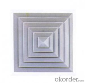 alum ceiling diffusers