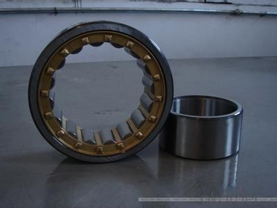 NU212 Cylindrical roller Bearings mill roll bearing