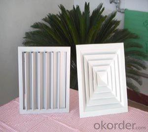 best selling aluminum air diffusers