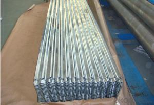 Good Quality of Corrugated Galvanized Steel Sheet of China