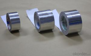 aluminum foil tapes flexible ducts HVAC system FSK reinforce