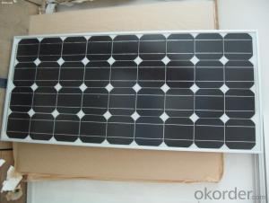Solar Panels 205w monocrystalline, with solar micro inverter, for solar module system