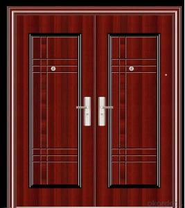 304 stainless steel door Exterior High quality factory direct sales security door