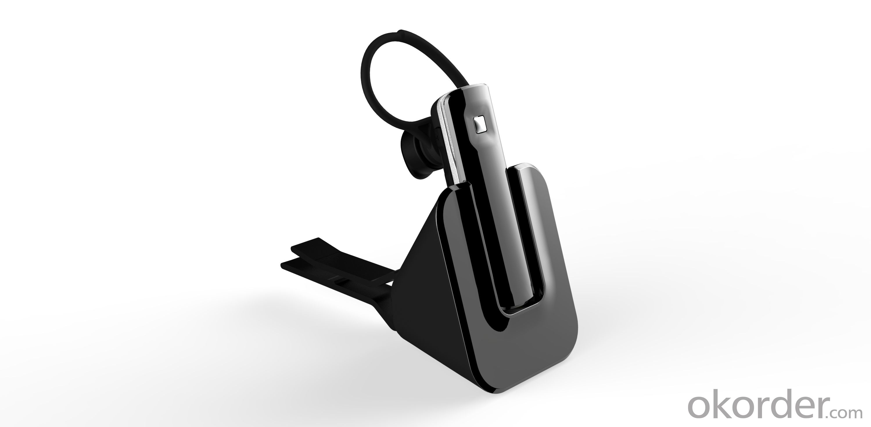Wireless bluetooth handsfree head phones for car,better than car kit and easy receive call