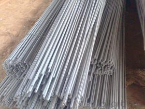 Hot Rolled Spring Steel Round Bar 30mm with High Quality