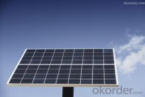 Monocrystalline Solar Panel 250w for Sale with TUV CEC CE IEC ISO