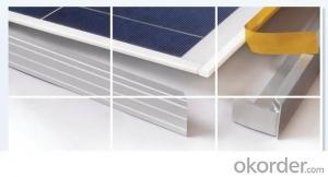 185w monocrystalline solar module/solar panel