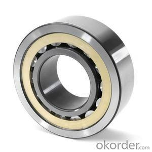 NU203 Cylindrical roller Bearings mill roll bearing