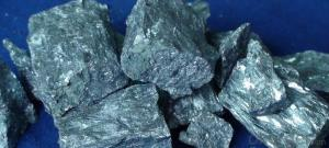The calcium silicon/coking coal
