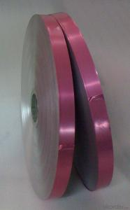 Laminated Copper Foil for  Shielding Coaxial Cable