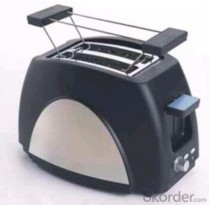 Toaster with Reheat, Cancel, Defrost function