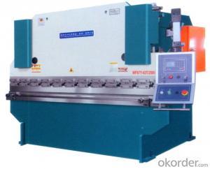 Sheet Metal Folding Machine with Various Folding Patterns