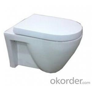 Made In China Wall-Hung Ceramic Toilet - 806