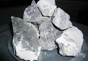 calcium  carbide -- a grey  salt  of  CaC