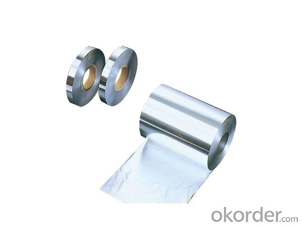 Shielding Foil Copper Polyester Foil for  Cable