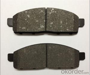 ANon asbestos brake lining for TOYOTA 19486