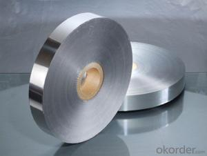 Shielding laminated foil for  Coaxial Cable