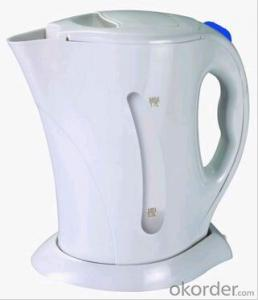 Dual water Gauge Electric Kettle with Max capacity 1.7 Litre