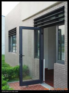 factory mosquito mesh fly screen aluminum casement door