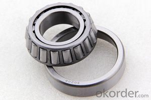 30206 Tapered Roller Bearigs Single Row Bearing