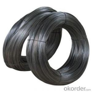 Black wire/Black iron wire/Black annealed wire