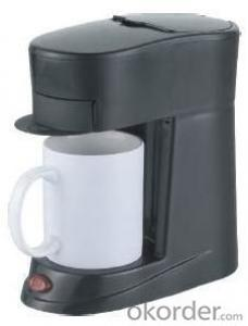 Simpler, safer, cleaner, and more conveninet  Coffee Maker with ETL certificated
