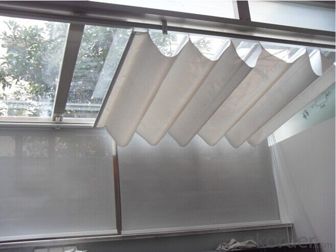 Motorized FCS Folding Skylight Blinds Used in Projects real-time quotes, last-sale prices -Okorder.com
